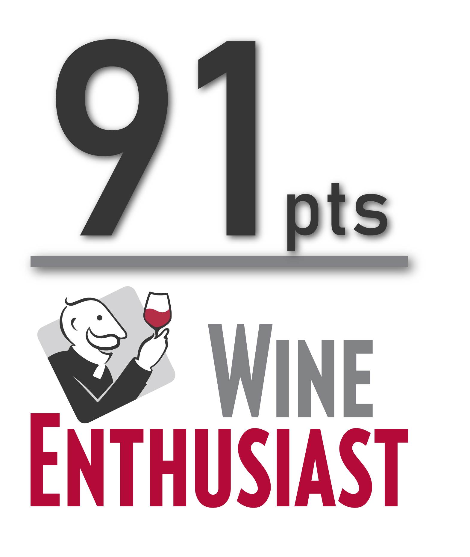 Wine Enthusiast - 91 points